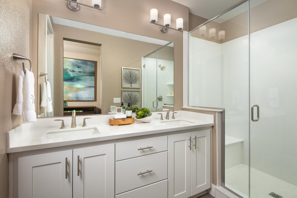 Bathroom featured in the Brixton By Toll Brothers in Oakland-Alameda, CA