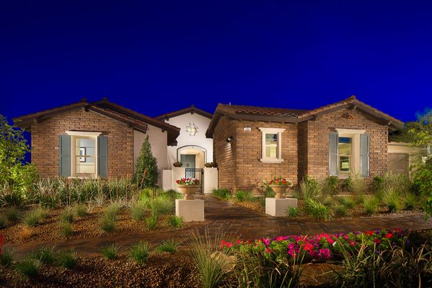Los Altos In Las Vegas Nv New Homes By Toll Brothers