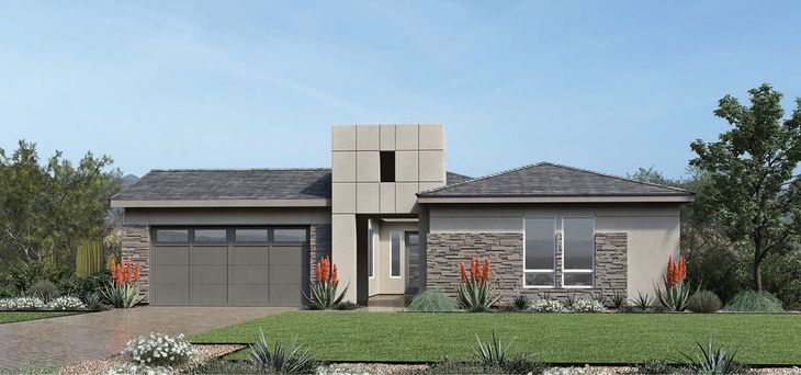 Elevation Image:The Contemporary