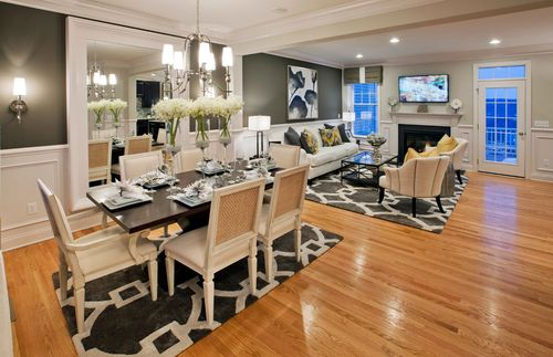 Greatroom-and-Dining-in-Portman-at-Ridgewood at Middlebury-in-Middlebury