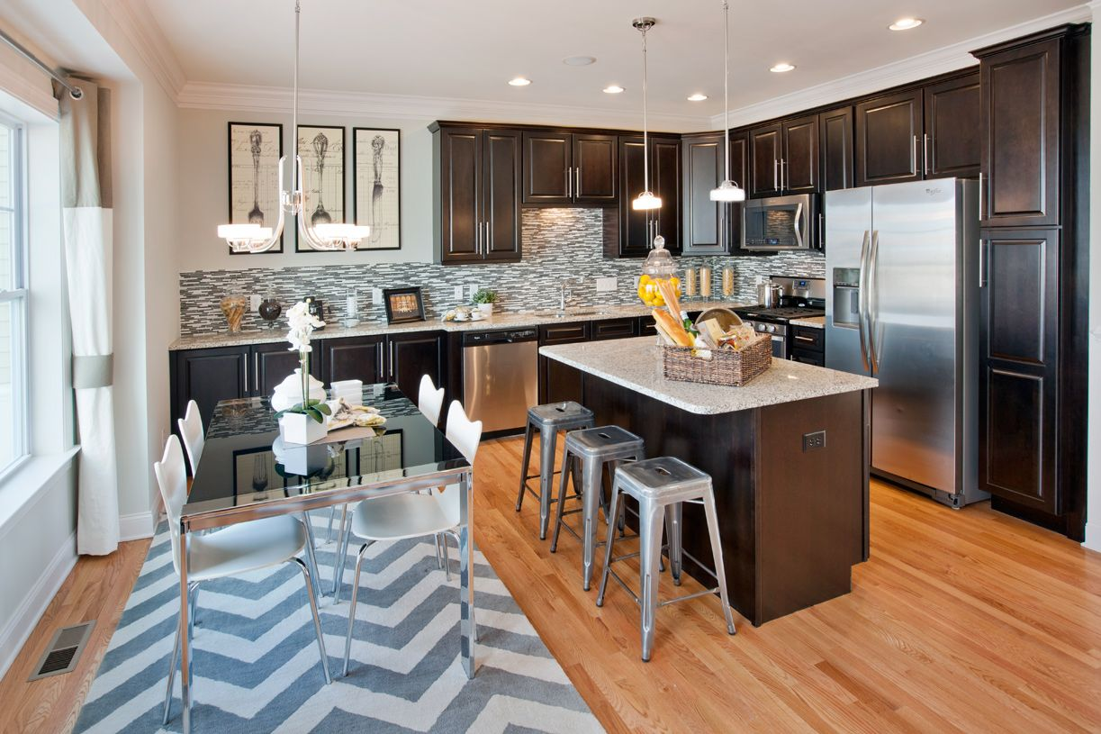 Kitchen-in-Portman-at-Ridgewood at Middlebury-in-Middlebury