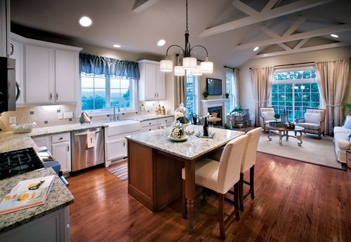 Kitchen-in-Bethel-at-Ridgewood at Middlebury-in-Middlebury