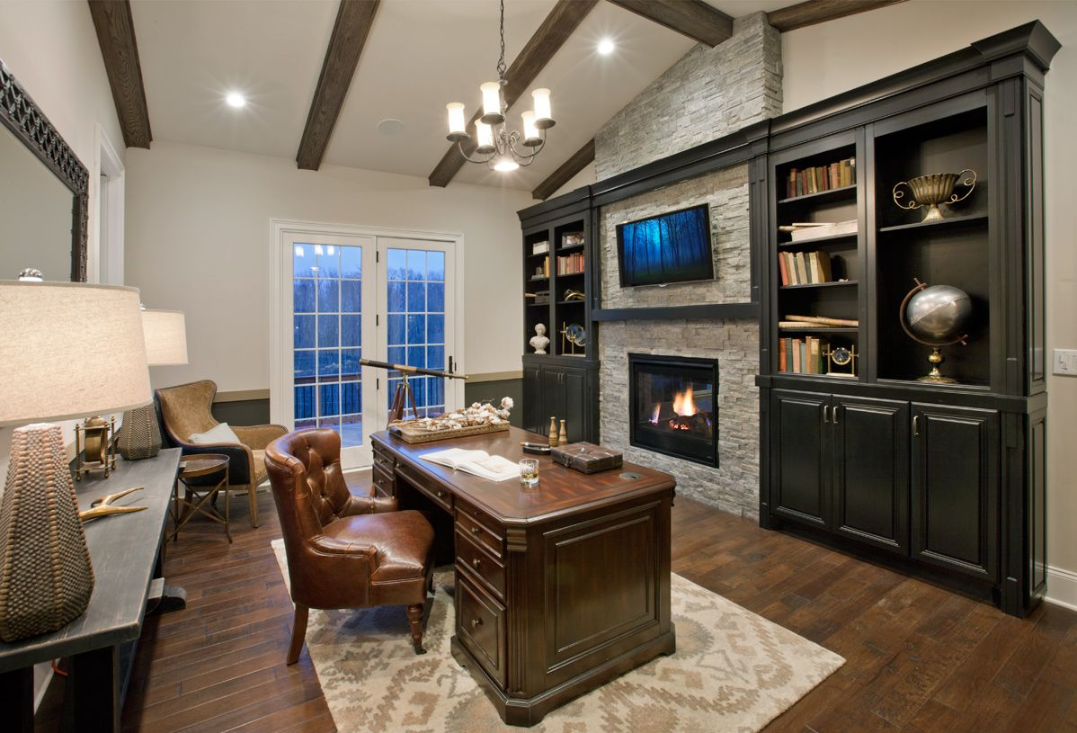 Living Area featured in the Weatherstone By Toll Brothers in Monmouth County, NJ
