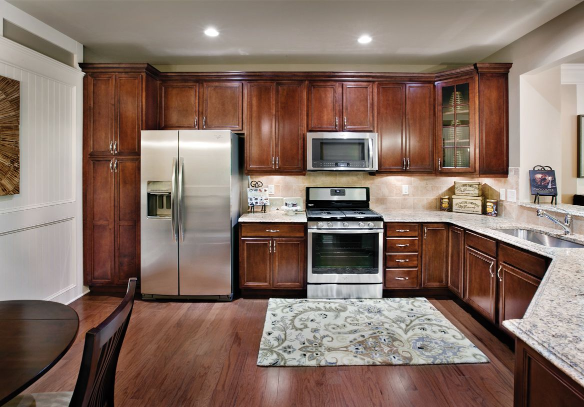Kitchen-in-Alton-at-Newtown Woods - Regency Collection-in-Newtown