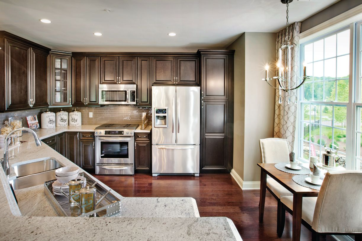 Kitchen-in-Concord-at-Newtown Woods - Regency Collection-in-Newtown