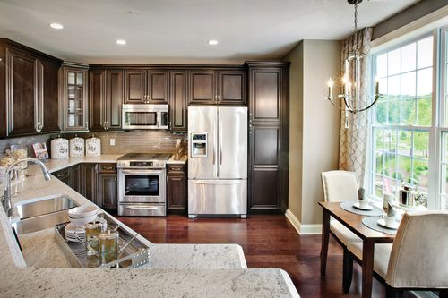 Kitchen-in-Concord Grand-at-Newtown Woods - Regency Collection-in-Newtown