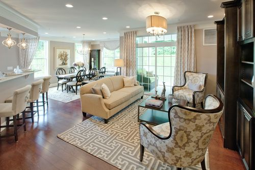 Greatroom-and-Dining-in-Concord-at-Newtown Woods - Regency Collection-in-Newtown