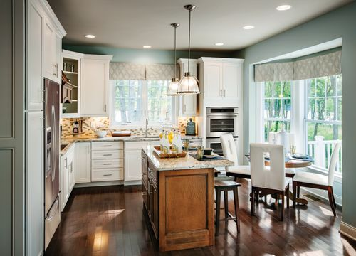 Kitchen-in-Lehman-at-Ridgewood at Middlebury-in-Middlebury
