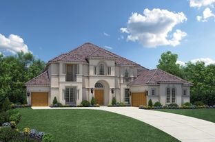 Vallagio - Woodson's Reserve - Estate Collection: Spring, Texas - Toll Brothers