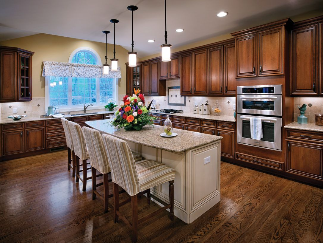 Kitchen-in-Duke-at-Liseter - The Bryn Mawr Collection-in-Newtown Square