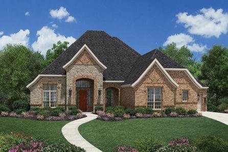 Whittier Heights In Colleyville Tx New Homes Amp Floor