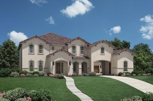 Venetian - Sienna - Executive Collection: Missouri City, Texas - Toll Brothers