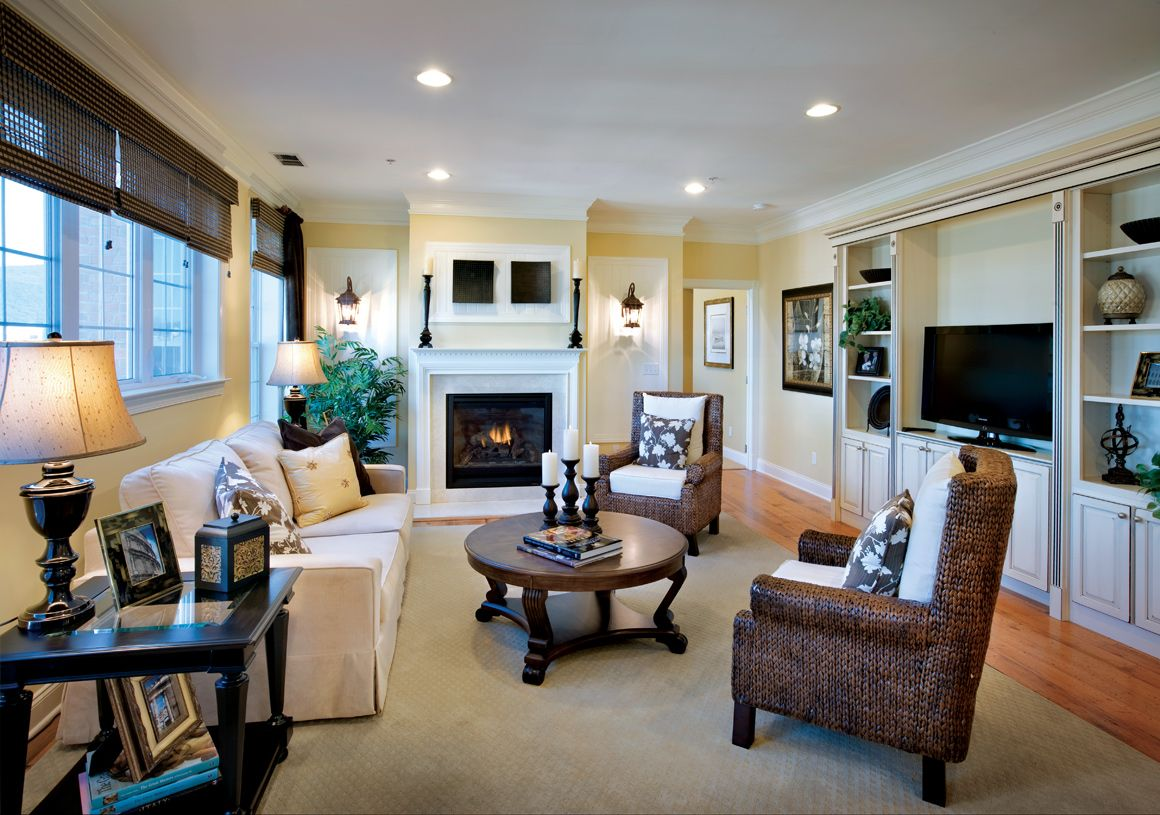 Living Area featured in the Baron By Toll Brothers in Dutchess County, NY
