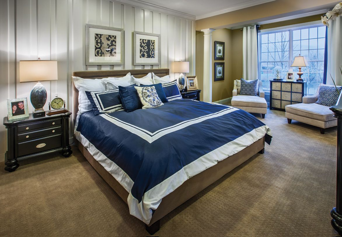 Bedroom featured in the Catskill By Toll Brothers in Dutchess County, NY
