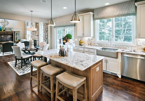 Kitchen-in-Southwick-at-Hopewell Glen - The Gardens-in-Hopewell Junction
