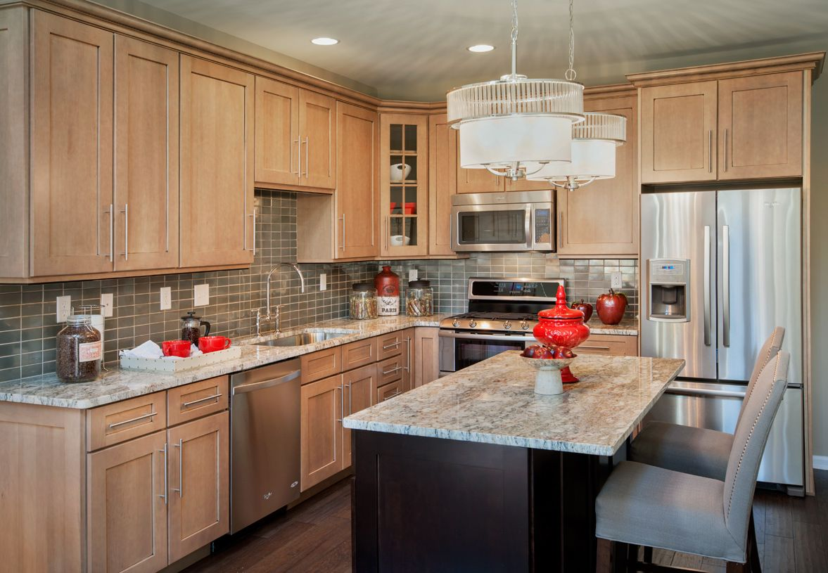 Kitchen-in-Avon-at-Toll Brothers at Valeria-in-Cortlandt Manor