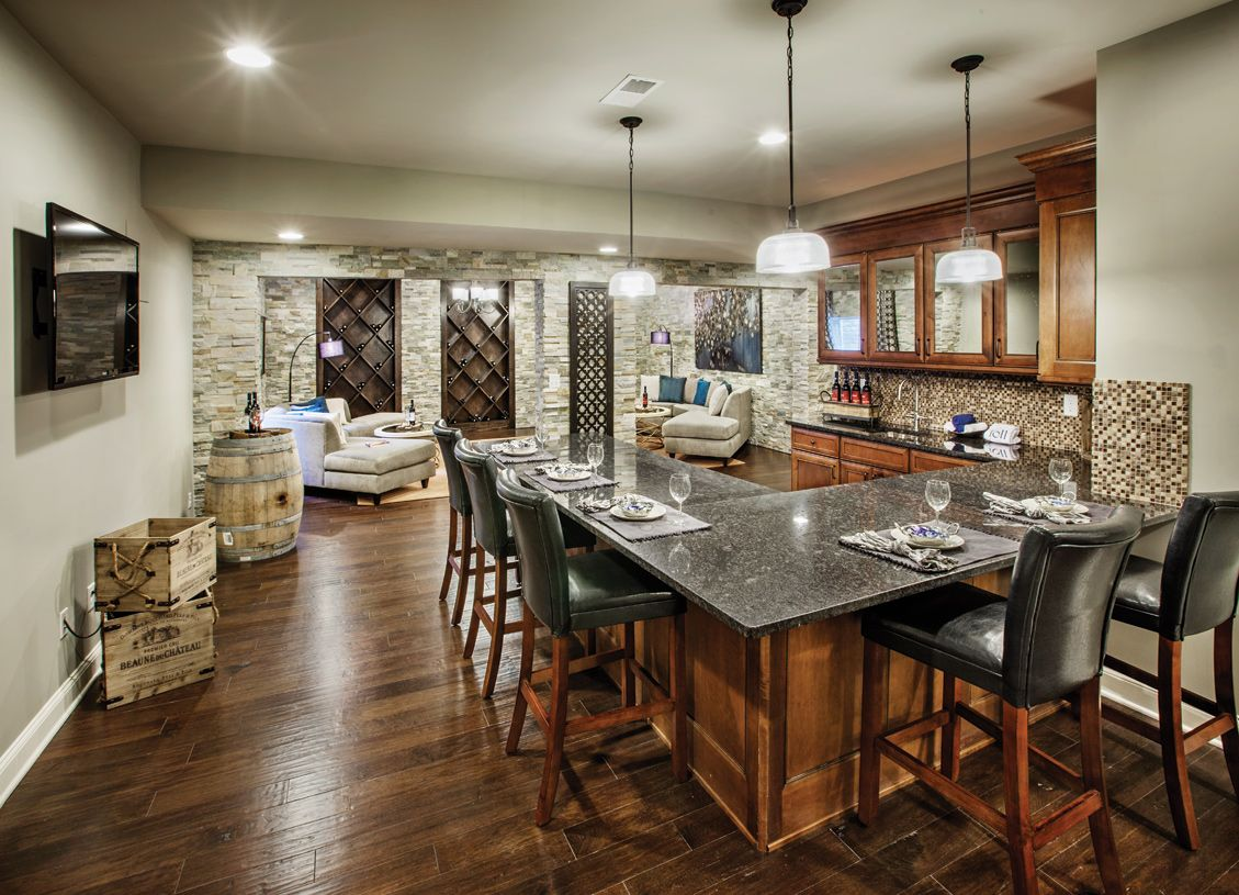 Living Area featured in the Binghamton By Toll Brothers in Morris County, NJ