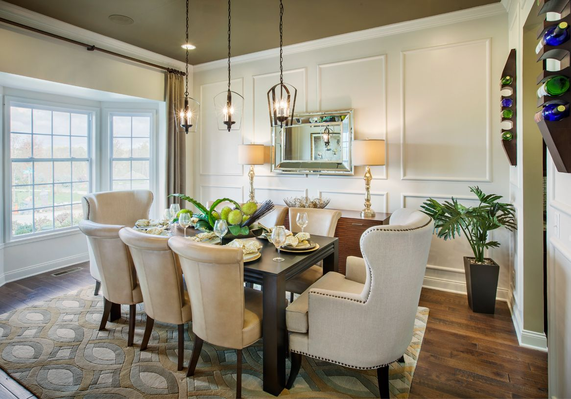 Living Area featured in the Farmington By Toll Brothers in Morris County, NJ