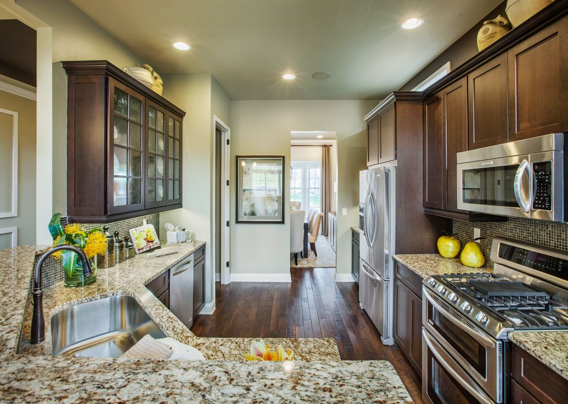 Kitchen-in-Farmington-at-Regency at Wappinger - Villas-in-Wappingers Falls
