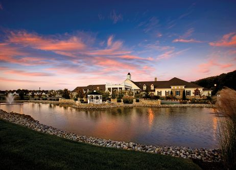 Regency at Monroe - The Fairways by Toll Brothers in Middlesex County New Jersey