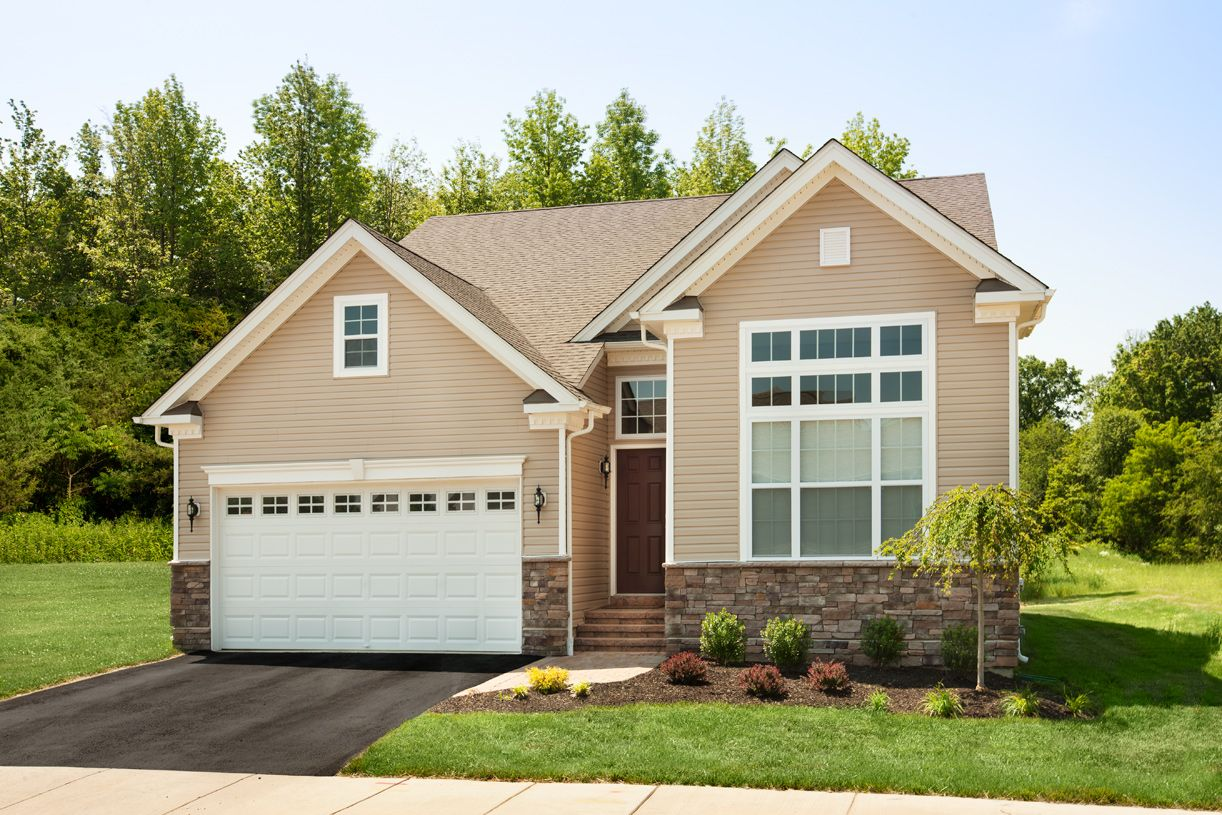 Exterior featured in the Linwood By Toll Brothers in Monmouth County, NJ