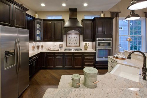 Kitchen-in-Linwood-at-Sea Breeze at Lacey-in-Forked River