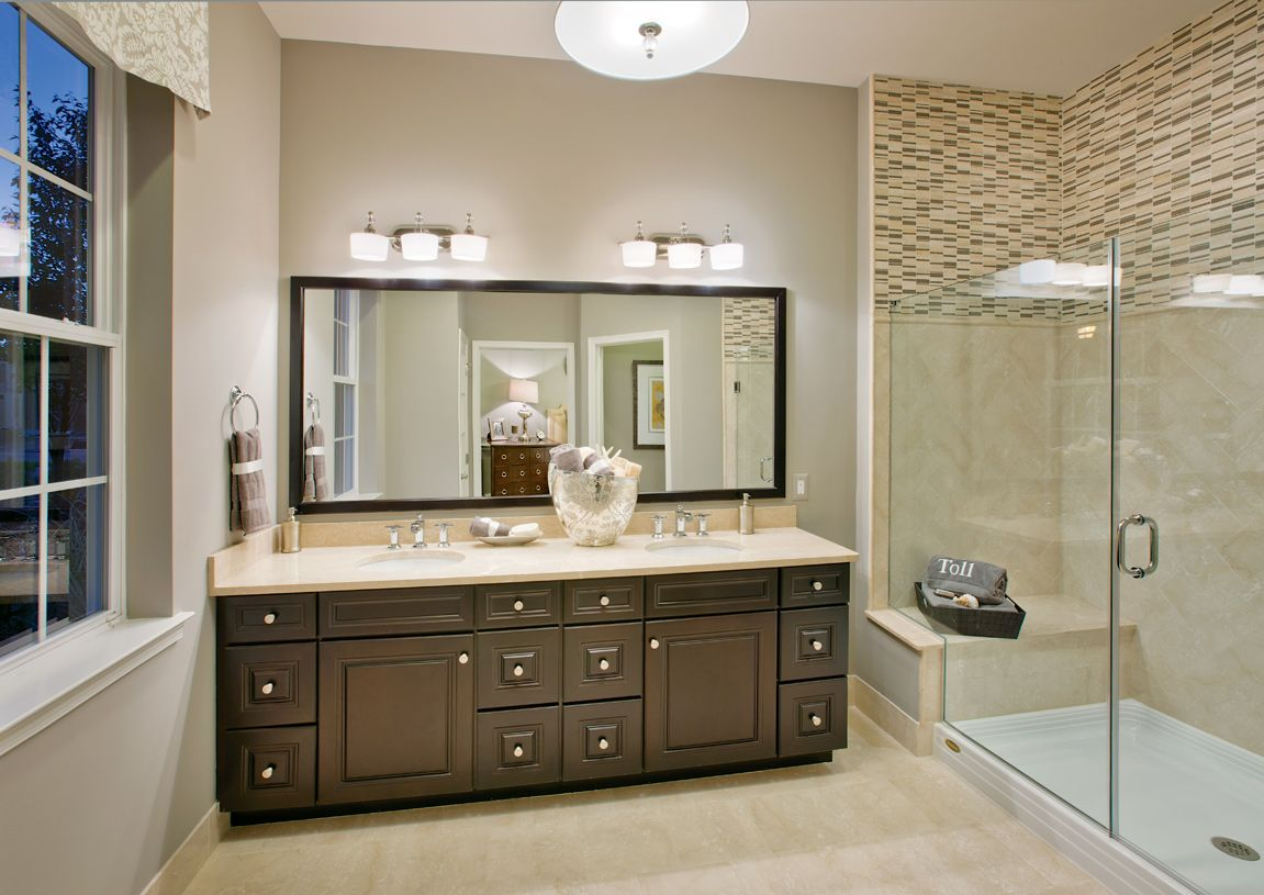 Bathroom featured in the Farmington By Toll Brothers in Morris County, NJ