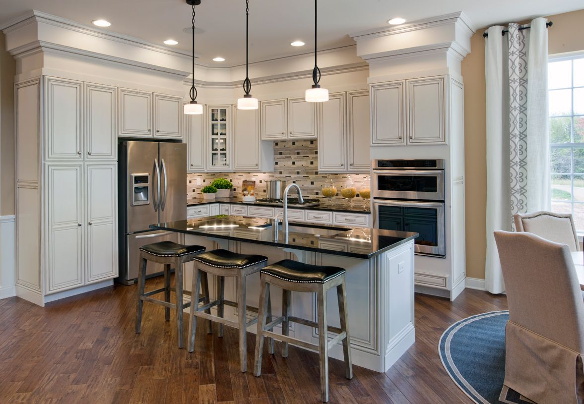 Kitchen featured in the Bronson Devonshire By Toll Brothers in Monmouth County, NJ