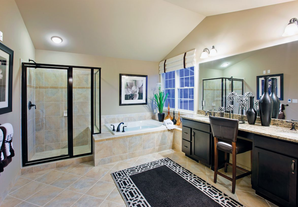 Bathroom featured in the Columbia II By Toll Brothers in Monmouth County, NJ
