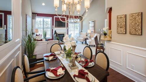 Greatroom-and-Dining-in-Tamarack-at-Regency at Wappinger - Meadows-in-Wappingers Falls