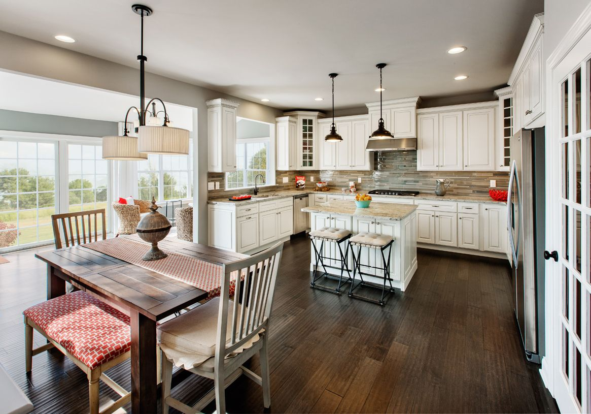 Kitchen-in-Ellsworth-at-High Pointe at St. Georges - Carolina Collection-in-New Castle