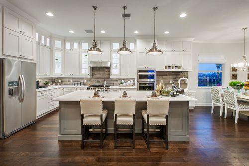 Kitchen-in-Massiano-at-Royal Cypress Preserve-in-Orlando