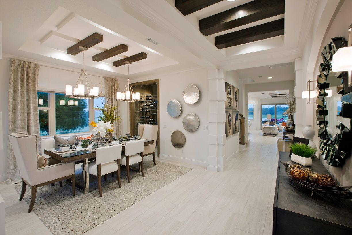 Living Area featured in the Robellini By Toll Brothers in Orlando, FL