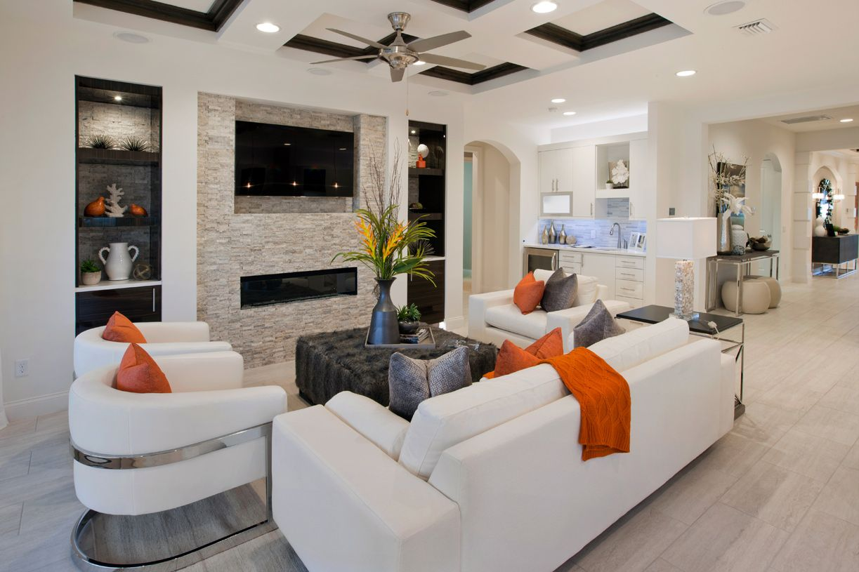 Greatroom-and-Dining-in-Robellini-at-Royal Cypress Preserve-in-Orlando