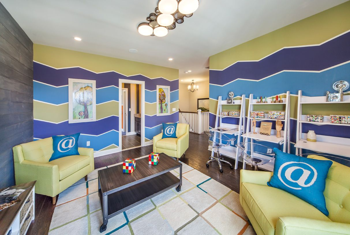 Recreation-Room-in-Stansbury-at-Estates at South Windsor-in-South Windsor