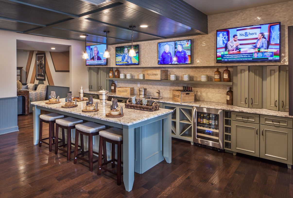 Kitchen-in-Stansbury-at-Estates at South Windsor-in-South Windsor
