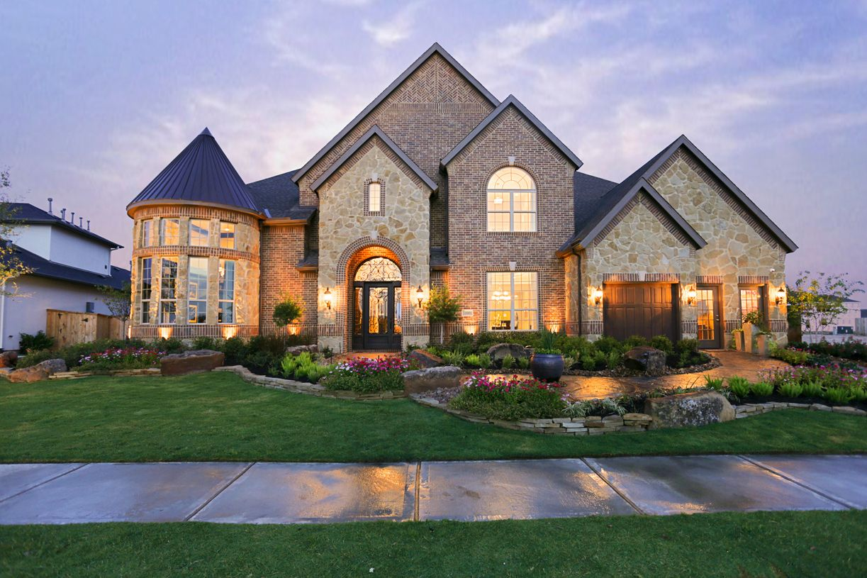 Cinco Ranch Ironwood Estates In Katy Tx New Homes