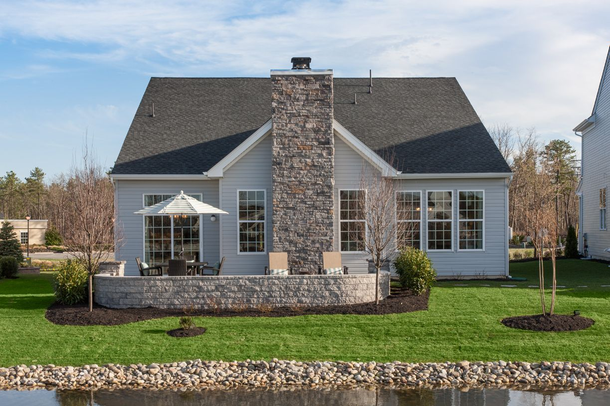 Exterior featured in the Binghamton By Toll Brothers in Ocean County, NJ