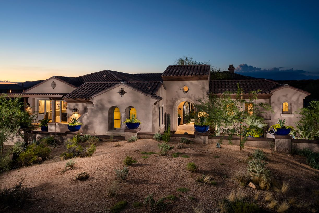 Treviso In Scottsdale Az New Homes Amp Floor Plans By Toll