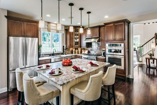 Kitchen-in-Bucknell-at-Toll Brothers at Valeria-in-Cortlandt Manor