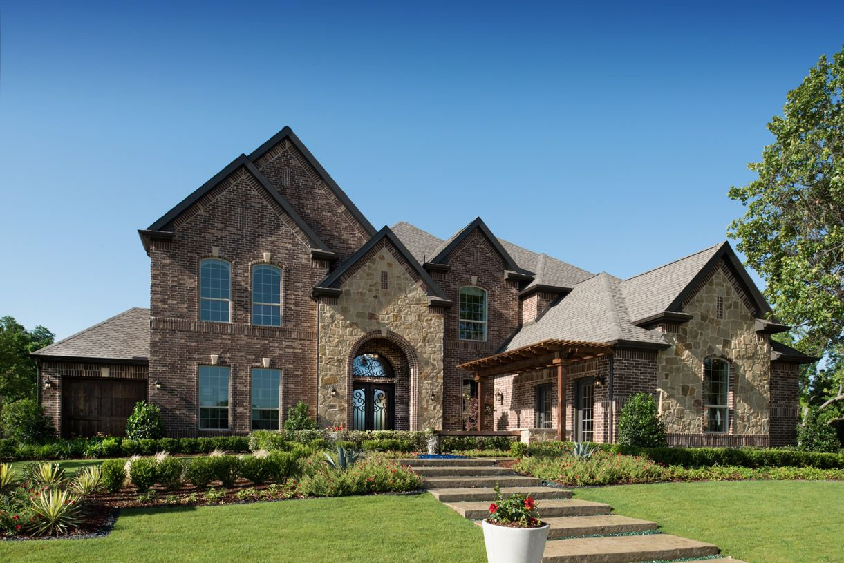 Vallagio plan colleyville texas 76034 vallagio plan at for New home source dfw
