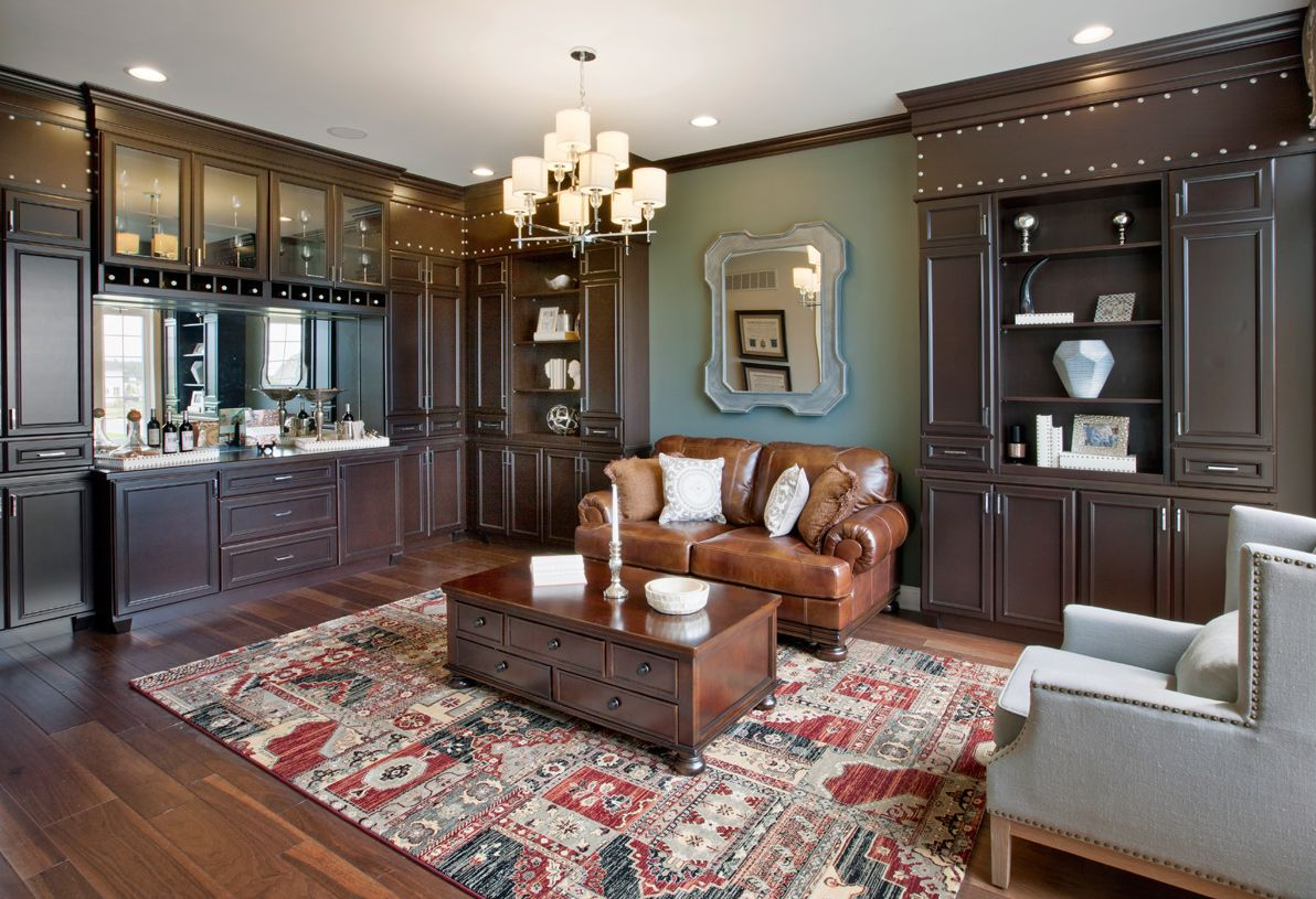 Living Area featured in the Hollister By Toll Brothers in Monmouth County, NJ