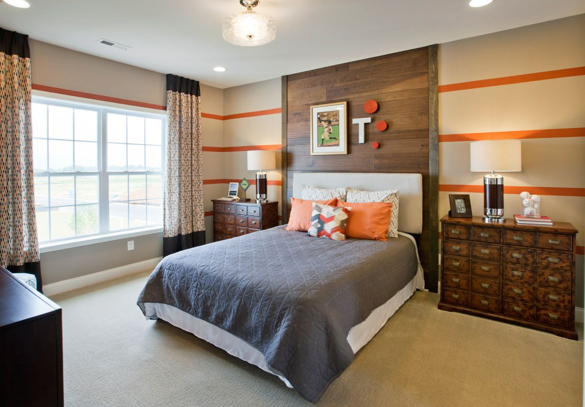 Bedroom featured in the Hollister By Toll Brothers in Monmouth County, NJ