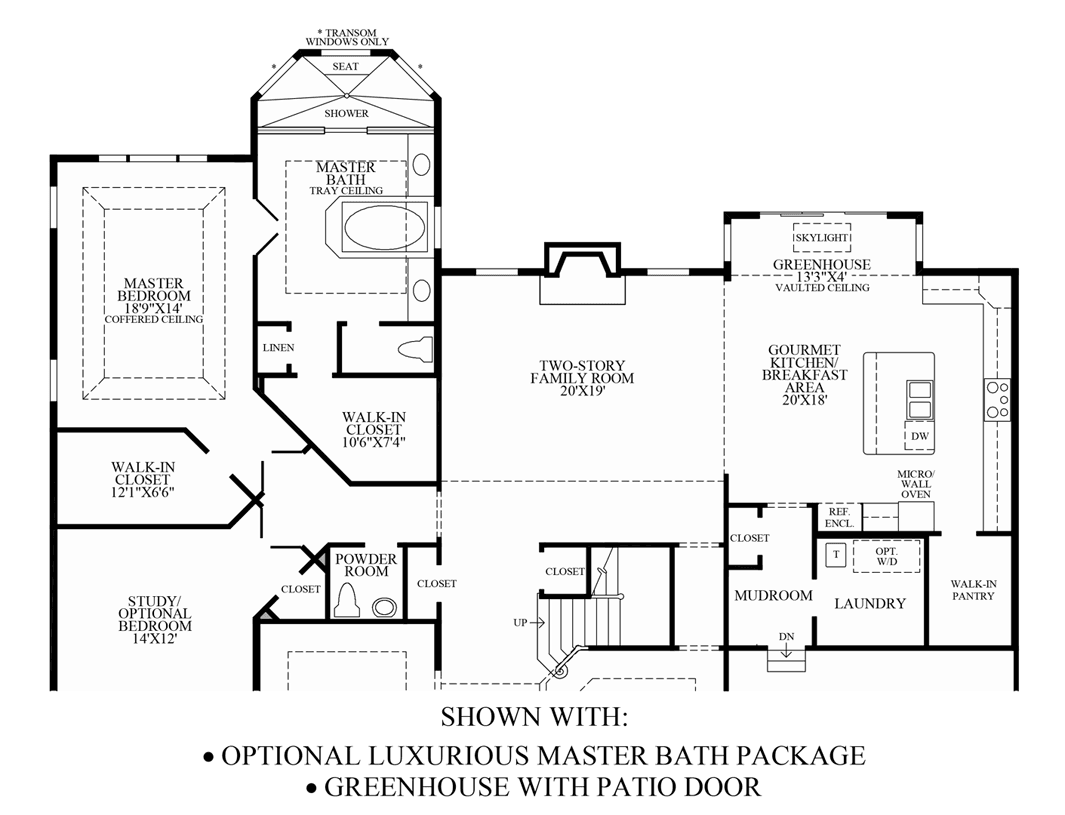Raleigh Ii Plan Marvin North Carolina 28173 At Preserve By Toll Brothers