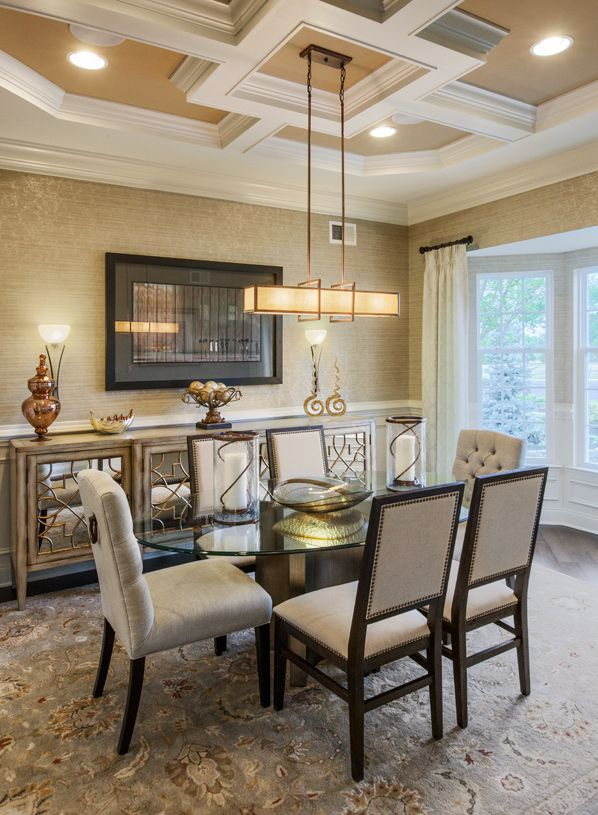 Living Area featured in the Farmington By Toll Brothers in Monmouth County, NJ