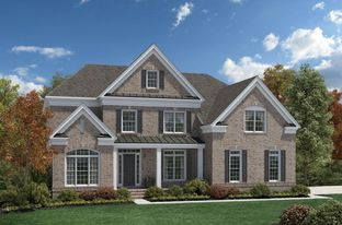 Hudson - Estates at Bamm Hollow: Lincroft, New Jersey - Toll Brothers