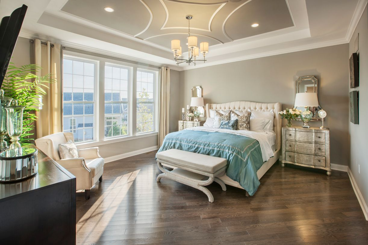 Bedroom featured in the Tewksbury By Toll Brothers in Hunterdon County, NJ