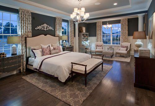 Bedroom-in-Hammond-at-Regency at Wappinger - Villas-in-Wappingers Falls