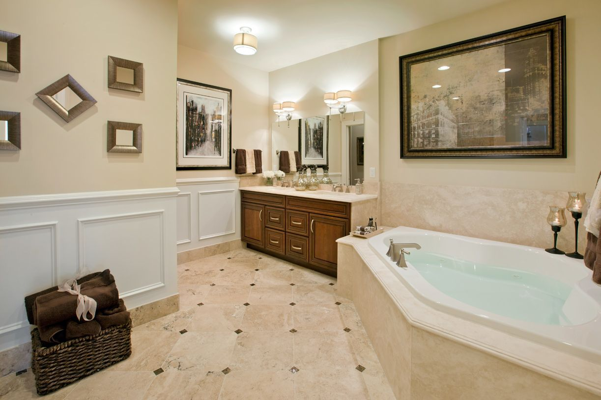Bathroom featured in the Shannon By Toll Brothers in Monmouth County, NJ