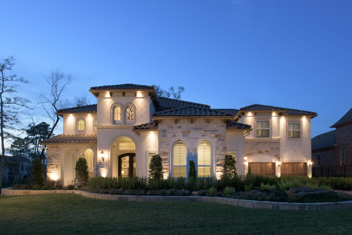 The Woodlands Creekside Park Coronet Ridge In The